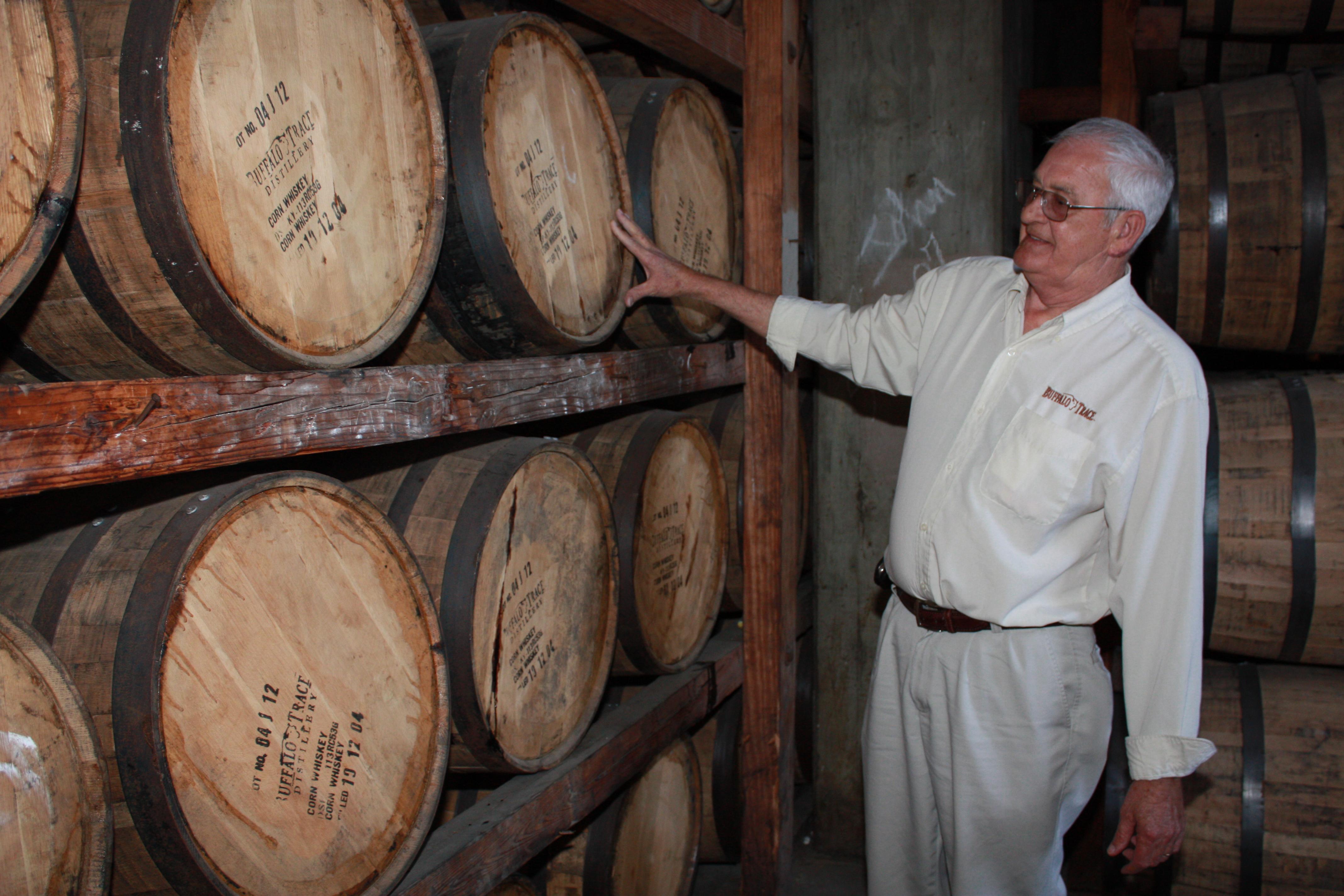 Ronnie Eddins--Buffalo Trace Distillery Oral  History Project